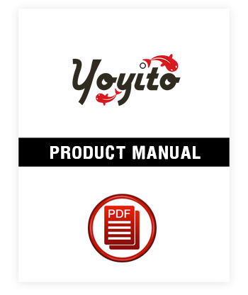 Fishing Yoyito Manual